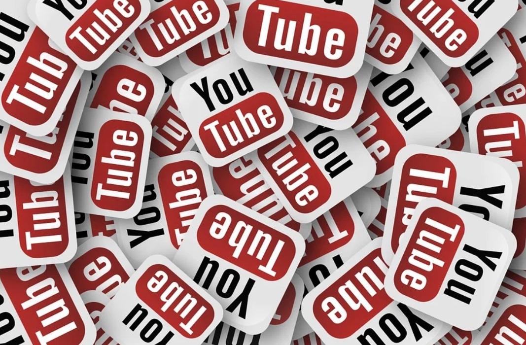 YouTube icones application